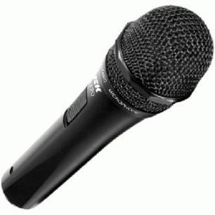 Самодельный микрофон
