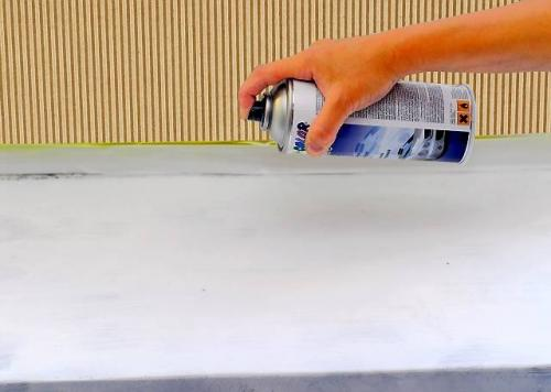 Реставрация подоконника своими руками