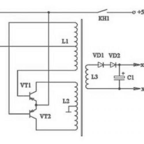 Технология изготовления самодельного карманного электрошокера защитник