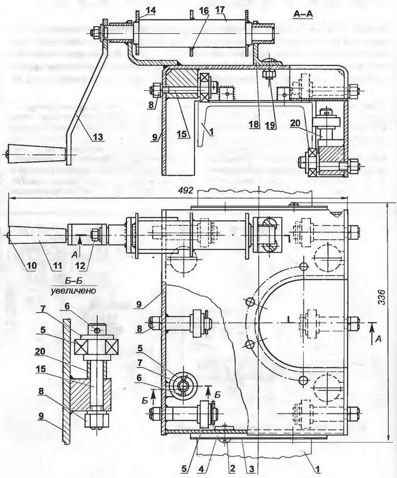 Пилорама для бензопилы своими руками чертежи
